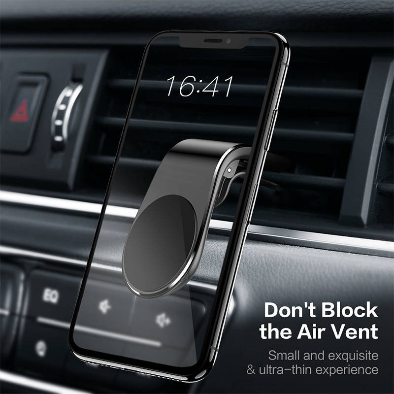 Car Air Vent Mount Magnetic <font><b>Phone</b></font> <font><b>Holder</b></font> for Volkswagen Tiguan Touareg Scirocco Audi A4 B8 B6 B5 8P 8V 8L Q5 Q7 <font><b>Mazda</b></font> <font><b>6</b></font> 3 CX-5 image