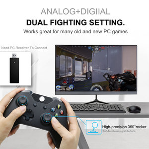 Image 4 - בקר אלחוטי עבור Microsoft Xbox אחד מחשב מחשב בקר Controle Mando עבור Xbox אחת Slim קונסולת Gamepad מחשב ג ויסטיק
