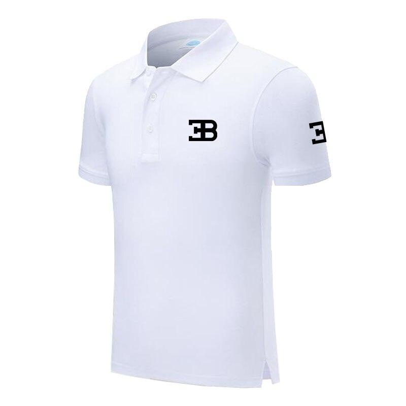 Men's Bugatti Polo Shirt For Men Desiger Polos Men Short Sleeve Shirt Clothes Jerseyssic Male Brand Polos Shirts