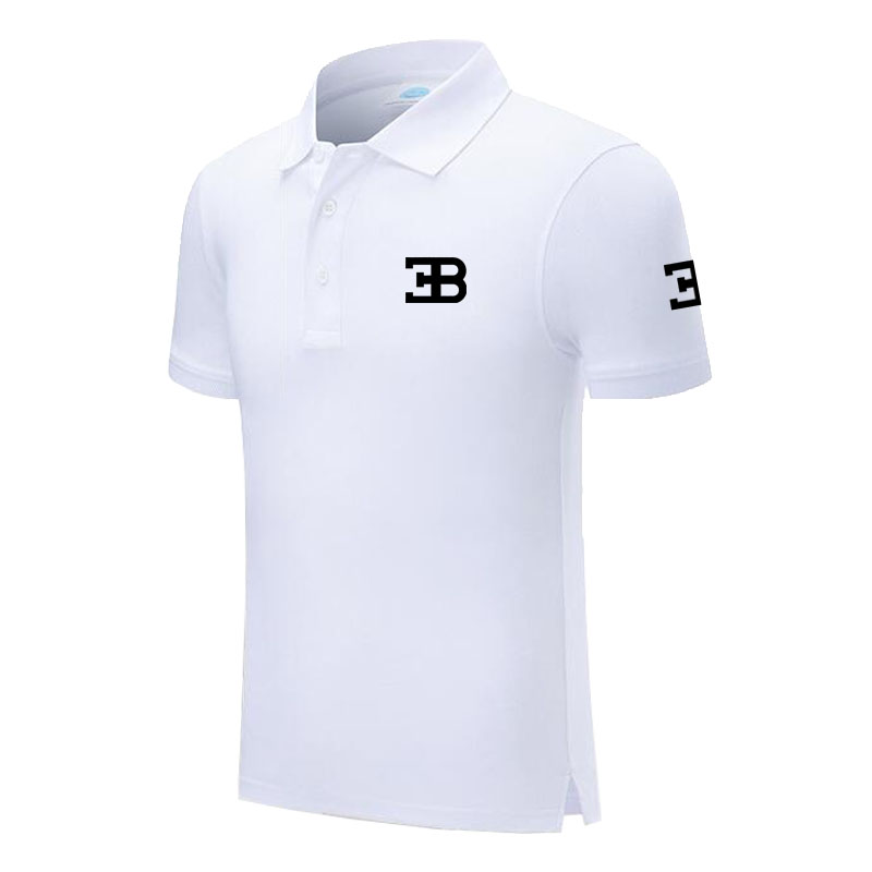 Men's Bugatti   Polo   Shirt For Men Desiger   Polos   Men Short Sleeve shirt Clothes jerseyssic Male Brand   Polos   Shirts