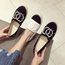 Women Flat Shoes Brand Female Espadrilles Women Loafers For Spring Ladies Moccasins Shoes Crystals Derby Shoes Women Creepers(China)