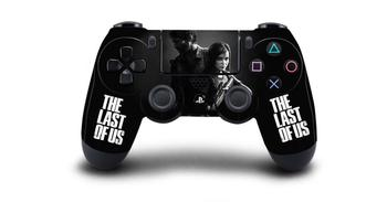 The Last of Us Protective Cover Sticker For PS4 Controller Skin For Playstation 4 Pro Slim Decal PS4 Skin Sticker Vinyl 2