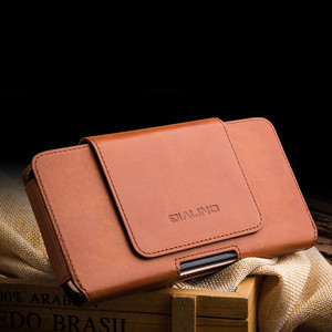 Image 2 - آيفون 11 برو ماكس جلد طبيعي الهاتف الحقيبة حزام كليب الجلود حقيبة غطاء الخصر الحقيبة حالات آيفون XS ماكس XR حالات