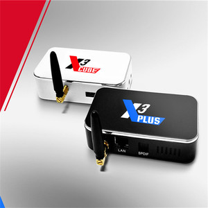 Image 4 - Ugoos X3 PLUS Amlogic S905X3 TV Box Android 9.0 4GB DDR4 64GB ROM 2.4G 5G WiFi 1000M Bluetooth 4K HD X3 CUBE X3 PRO Media Player