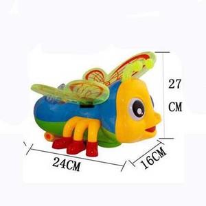 Juguetes eléctricos para niños y niñas, juguetes para cantar y bailar con abeja, luces de sonido, envío gratis