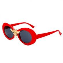 2020 Курт Кобейн солнцезащитные очки для женщин и мужчин винтажные