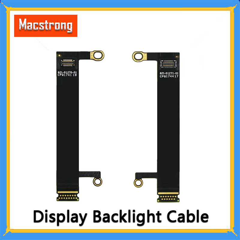 New Original 13'' A1706 <font><b>A1708</b></font> A1989 <font><b>LCD</b></font> Backlight <font><b>Cable</b></font> for Macbook Pro 15'' A1707 A1990 Display Backlight Flex <font><b>Cable</b></font> 2016-2018 image