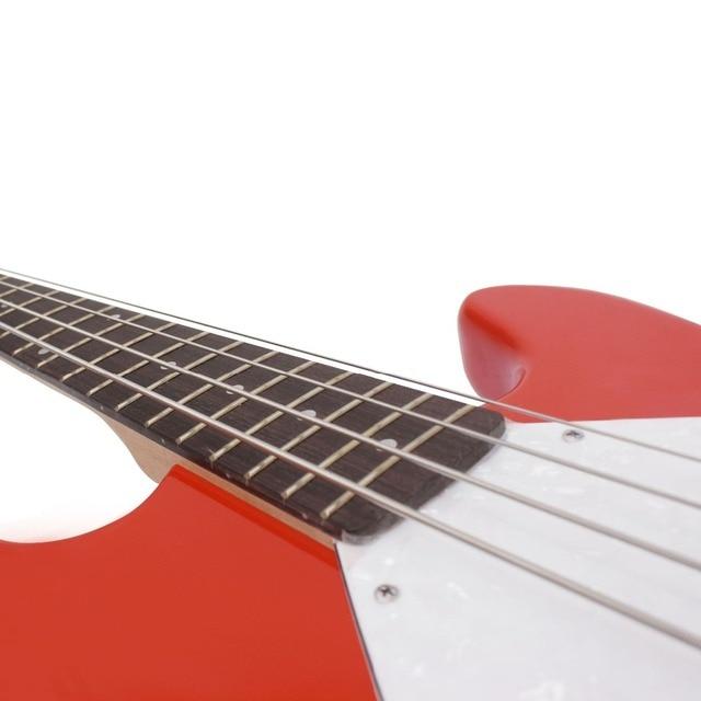 IRIN Electric Guitar 4 String Iron Pewter Electric Bass 5