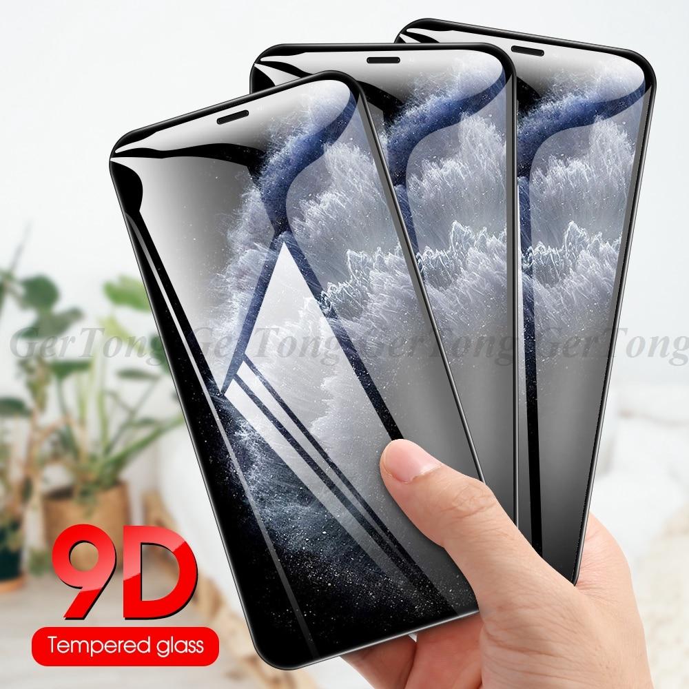 9D Ամբողջ էկրանով պաշտպանող ապակուց - Բջջային հեռախոսի պարագաներ և պահեստամասեր - Լուսանկար 6