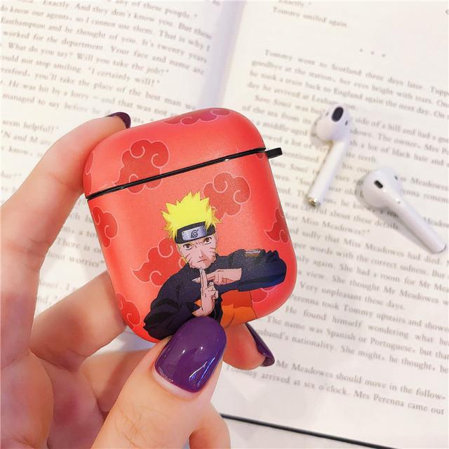 Naruto Anime Airpods case cover