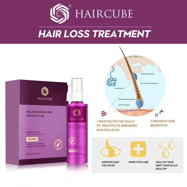 Hair Growth Treatment Oil for Anti Hair Loss Essence Fast Thick Hair Eyebrows Support Natural Healthy Hair Treatment for Women 2