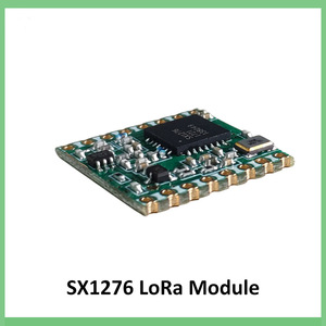 Image 3 - 2 Pcs 868 Mhz Super Bassa Potenza Rf Lora Modulo SX1276 Chip di Ricevitore E Trasmettitore a Lunga Distanza di Comunicazione Spi iot + 2 Pcs Antenna