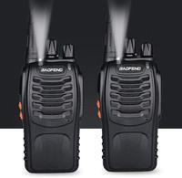 bf 888s Baofeng BF-888s הווקי טוקיז UHF נטענות 5W כף יד 400-470MHz 16CH שני הדרך CB רדיו עם פנס לד ו אפרכסת (3)