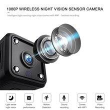 Mini câmera com ímã suporte hd 1920*1080 câmeras de segurança em casa portátil sem fio usb câmera de segurança para casa ao ar livre indoor