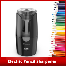 Tenwin Automatic Electric Pencil Sharpener Mechanical Bulk usb for Kid Education & Office Supplies