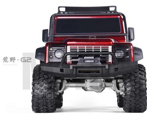 Image 5 - G2 Aluminum Ackermann Front and Rear Bridge Axles GAX0121AFB/AFS for 1/10 Traxxas TRX 4 Defender #82056 4 TRX4 Bronco