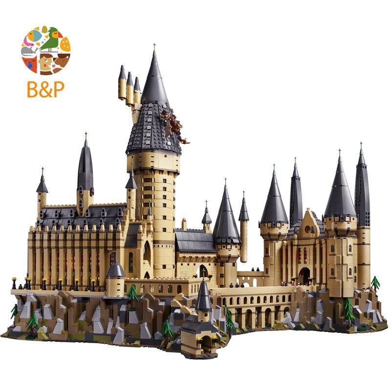 DHL LP 16012 2025 шт магическое слово Diagon Alley набор образовательных строительных блоков Кирпичи Модель игрушки Совместимые с подарками с 10217 игрушк... - 2