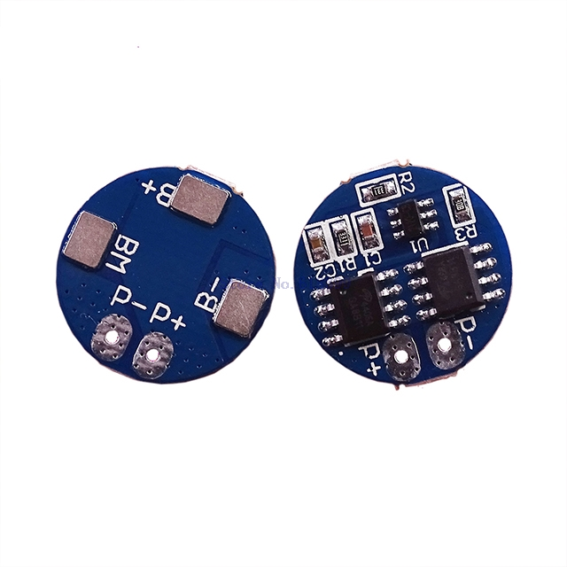 A5-- 2S 5A Li-ion Lithium Battery 7.4v 8.4V 18650 Charger Protection Board bms pcm li-ion lipo battery cell pack