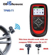 Ferramenta de ativação tpms da frequência da programação 315mhz 433mhz do sensor da pressão dos pneus de obdresuce