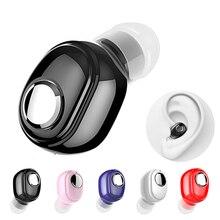 L15 블루투스 이어폰 미니 이어폰 이어폰 무선 헤드 폰 소음 차단 이어폰 audifonos 가장 작은 가장 가벼운 이어폰