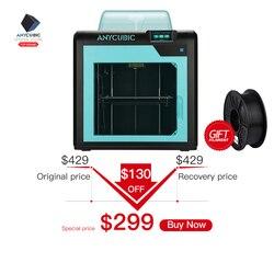 ANYCUBIC 3D Drucker 4Max Pro/4Max Große Plus Größe FDM Impresora Diy Kit Modulare Design Düse 3D Drucker Kunststoff geburtstag Geschenk