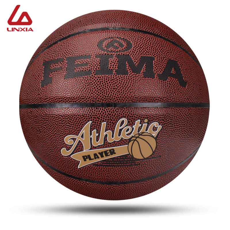 Newest Professional Basketball Ball  Size 7 PU Leather Outdoor Indoor Mens Anti-slip Training Sports Basketball Ball Baloncesto