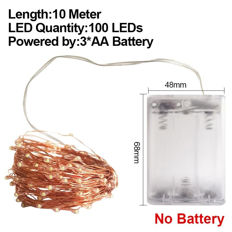 10M AA No Battery