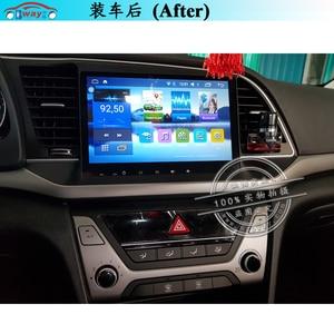 Image 5 - ハング西安 2 喧騒車のラジオ autoradio 現代エラントラ 2016 カー dvd プレーヤー GPS ナビゲーション車のアクセサリー 2 グラム + 32 グラム 4 グラムインターネット