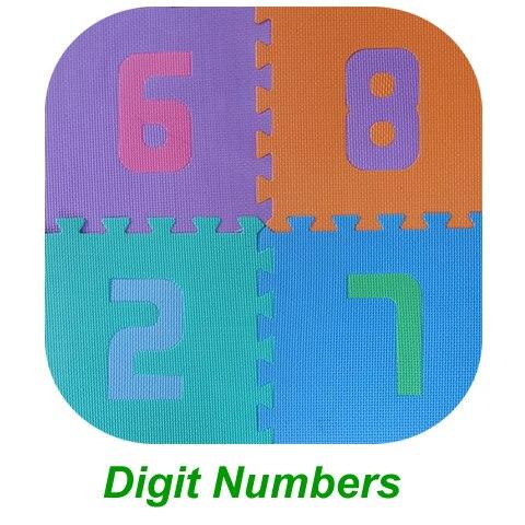 B Digits Numbers