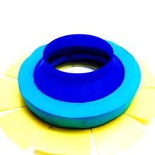 Фланцы closestool с защитой от запаха, фланцы, защита от запаха, уплотнение для туалета, фланцевый резиновый фланцевый фланц для установки в ночн...