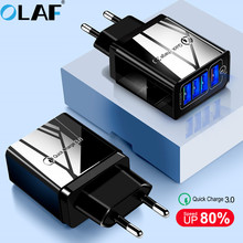 Wall-Charger Mobile-Phone USB Xiaomi Samsung Qc-3.0 OLAF for Fast-4 Smart