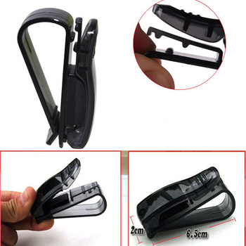 Car Auto Sun Visor Glasses Sunglasses Clip for Volkswagen VW Bora CC Passat B6 B5 B7 Polo Golf 3 MK2 MK3 MK4 MK5 MK6 Accessory image