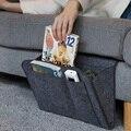 Войлочный прикроватный органайзер для хранения, противоскользящая прикроватная сумка, кровать, диван, боковая подвесная кушетка для хране...
