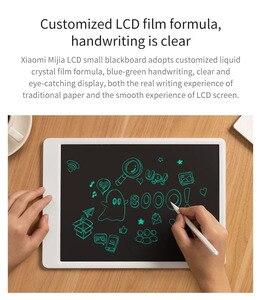 Image 2 - Xiaomi Mijia 10 / 13,5 pulgadas Tableta de Escritura Digital Delgado Pequeña Tablero de Escritura de Dibujo Electrónico con Pluma
