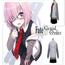 Fate/Grand Order Cosplay Sakura Saber Japanse Anime Fate Stay Night Comic Kostuums Fate/Grand Shield Niang Mashu kimono pak(China)