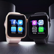2019 New Smart Watch Sim Card Bluetooth IOS Android Watch Phone Watches Camera Music player Sports Smartwatch PK GT08 DZ09 Q18(China)