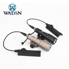 Weapon Light Rifle-Flashlight Hunting-Scout Wadsn Airsoft Tactical Softair Torch M300SF