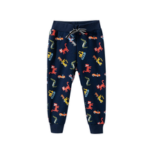 Jumping Baby Boys Sweaterpants Cartoon Pattern Winter Pants for Boys Children Sport Pants for Kids Boy Girl Trousers Clothing