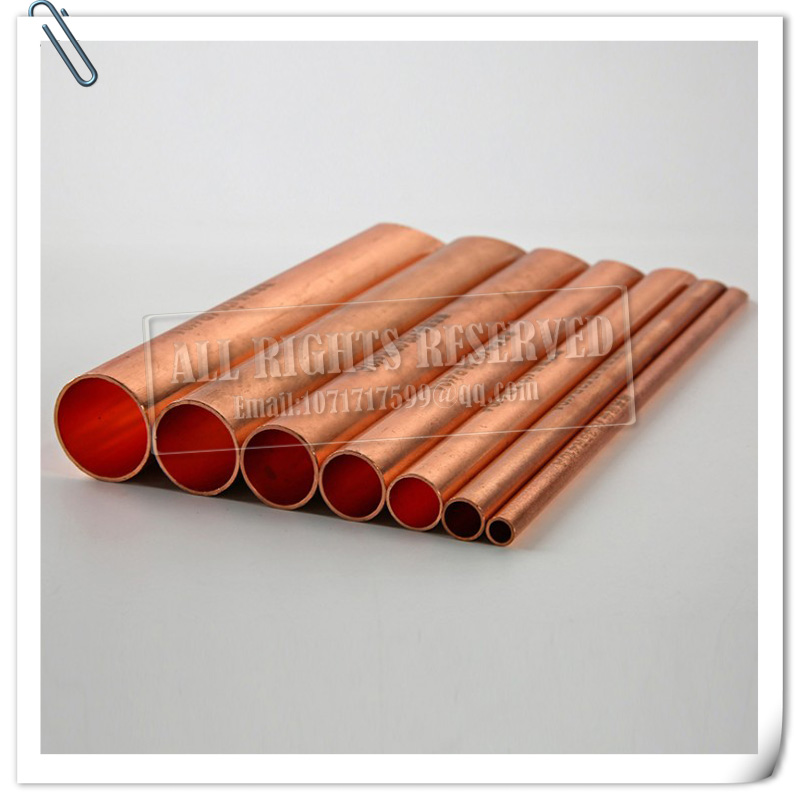 Copper Capillary Tube/1mm/2mm/10mm/4mm/7mm Copper Tube