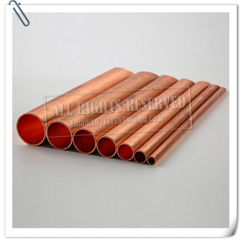 Copper Capillary Tube/1mm/2mm/10mm/4mm/7mm Copper Tube
