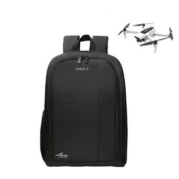 Waterproof Portable Backpack Shoulder Storage Bag Carrying Box Case for Hubsan Zino 2 RC Quadcopter