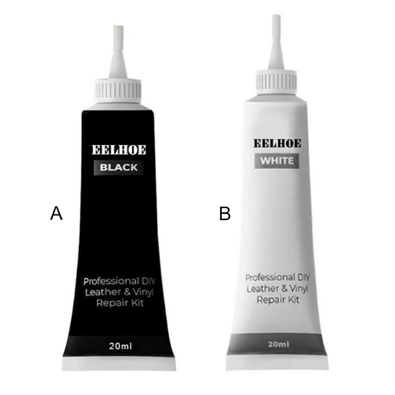 New Leather Repair Cream Kit Auto Complementary Color Restore Paste Car Seat Sofa Scratch Cracks Rips Polish Paint Coating Care