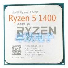AMD Ryzen 5 1400 R5 1400 3.2 GHz Quad Core processeur dunité centrale Socket AM4 livraison gratuite