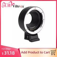 Viltrox EF EOSM Autofocus Lens Adapter Voor Canon Eos Ef EF S Lens Eos M EF M M2 M3 M5 M6 m10 M50 M100 Camera