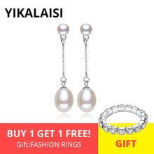 Yikalaisi ювелирные изделия из стерлингового серебра 925 пробы