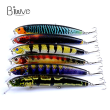 Biwvo Artificial Bait Swimbait  Fishing Lures Sea 12.5cm 9.6cm Shad Mold For Minnow Metal Wobbler Noeby Winter Tackle