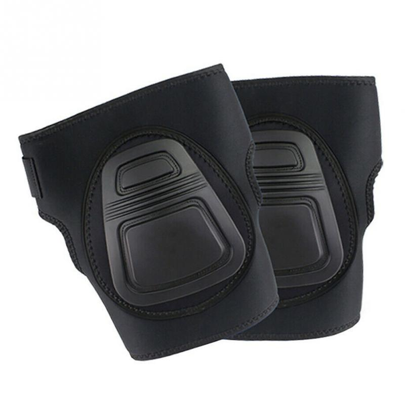 Protective Skate Bicycle Adjustable Guards Knee Pad Portable Shockproof Practical Sports Climbing EVA Safety Gear Outdoor