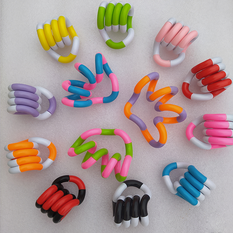 Decompression Toy Autism Fidget Gifts Twist Anti-Stress Office Adult New Deformation-Rope img2