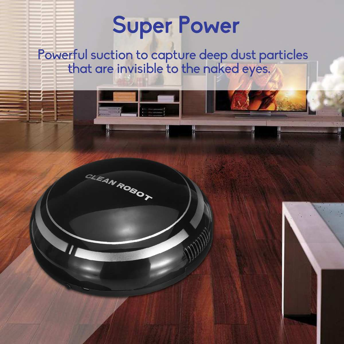 Hd594c2a5d0f8408fb174e84608d364d8Z Smart Automatic Robot Vacuum Cleaning Machine Intelligent Floor Sweeping Dust Catcher Carpet Cleaner For Home Automatic Cleaning