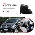 Светодиодный светильник  подлокотник  центральный ящик для хранения для Mercedes-Benz Viano Vito W639 2004-2014  аксессуары для стайлинга автомобилей